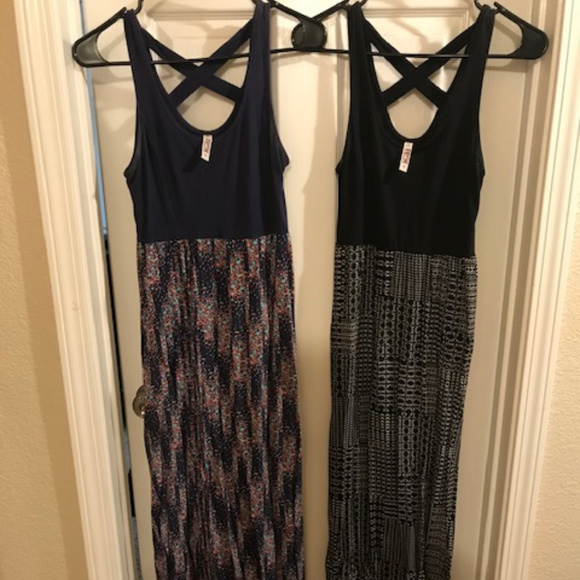 Mudd Dresses & Skirts - Mudd Maxi Dresses (2) - small